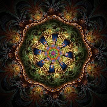Mandala 514 by Rick Chapman