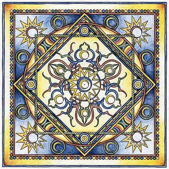 Hakon Soreide - Mandala of the Sun