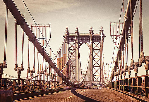 Stuart Brown - Manhattan Bridge 1