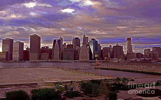 Manhattan Dreams by Kendall Eutemey