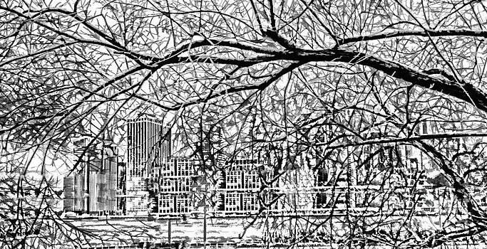 Chuck Kuhn - Manhattan III