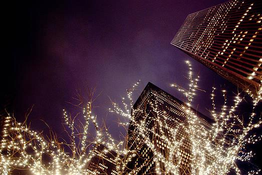 Manhattan Lights by Heidi Reyher