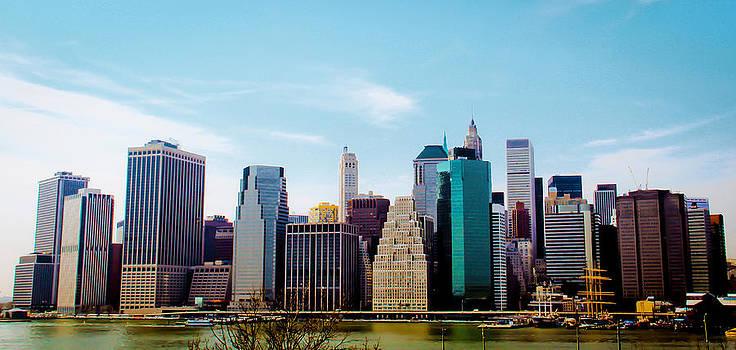Ezequiel Rodriguez Baudo - Manhattan Skyline