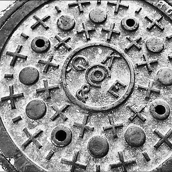 Manhole Cover by Michael Witzel