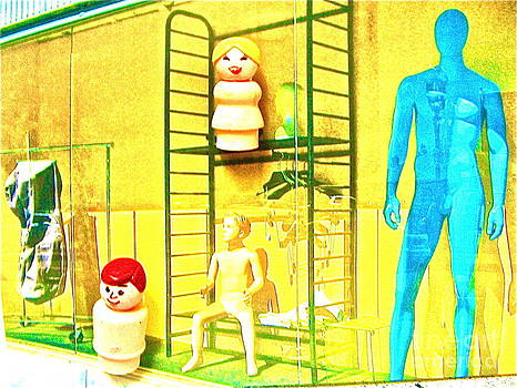Mannequins by Ricky Sencion