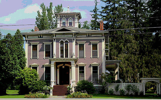 Mansion by Bob Whitt