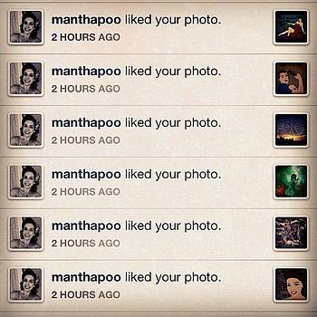 @manthapoo Thanx For All The ❤!! by Joshua Pearson