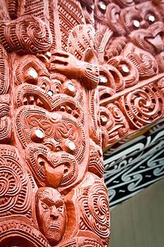 Jonathan Hansen - Maori Meeting House 2