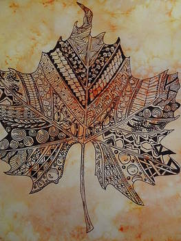 Nancy Fillip - Maple leaf