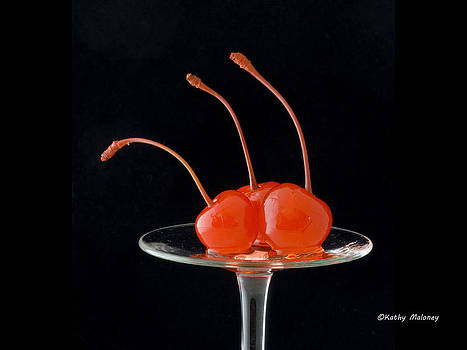 Maraschino Cherries by Kathy Maloney