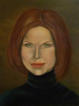Margaret by Phillip Compton