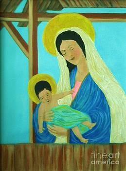 Maria Madre by Iris  Mora