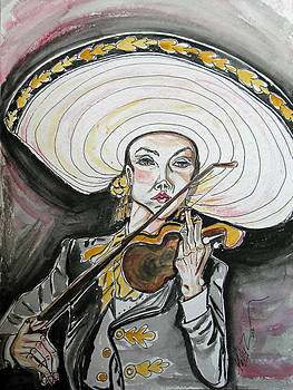 Mariachi Queen by Kelly     ZumBerge