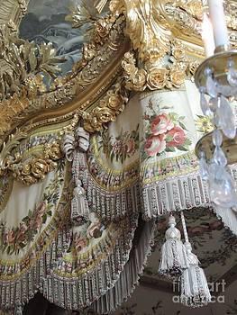 Marie Antoniette Bed by Geraldine Liquidano