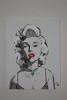 Marilyn by Alex Donaghue