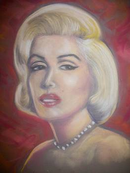 Marilyn by Jan Gilmore
