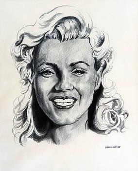 Carmen Del Valle - Marilyn Monroe