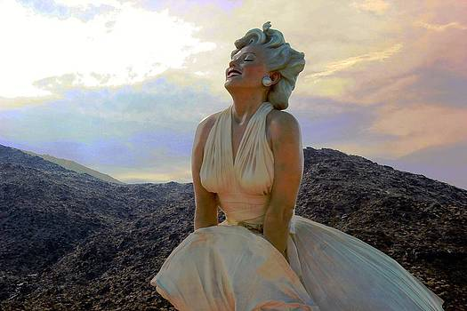 Marilyn's Euphoria by Leigh Meredith