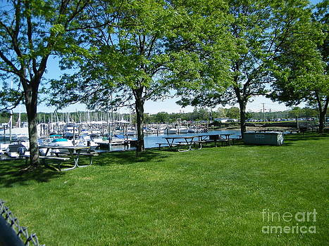 Marina Grounds by Laurence Oliver