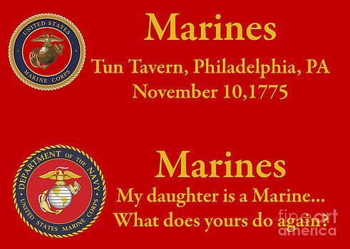 Tim Mulina - Marine Daughter
