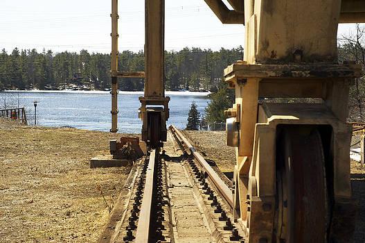 Elaine Mikkelstrup - Marine Railway