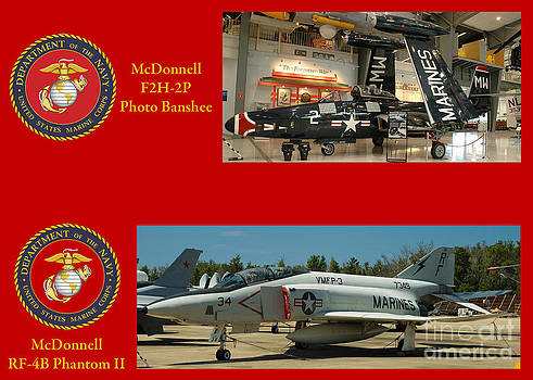 Tim Mulina - Marine Recce planes