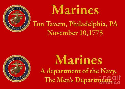 Tim Mulina - Marine Sayings 4
