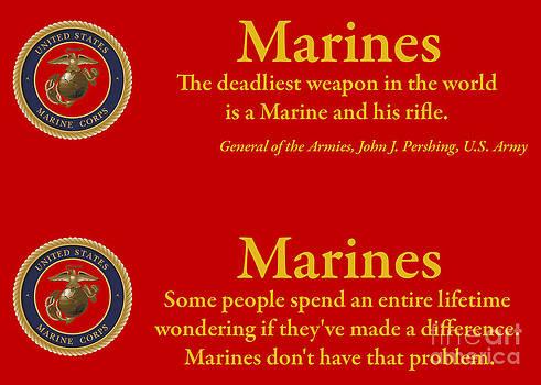 Tim Mulina - Marine Sayings 5