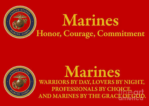Tim Mulina - Marine Sayings 6