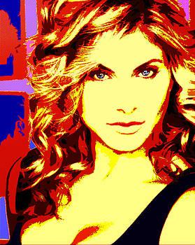 Marisa Pop Portrait by Lelia DeMello