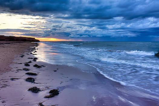 Matt Dobson - Maritime Sunset