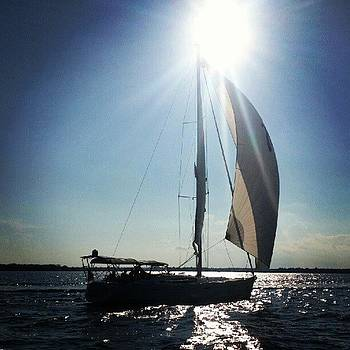 Mark From Charleston Sailing School Got by Dustin K Ryan