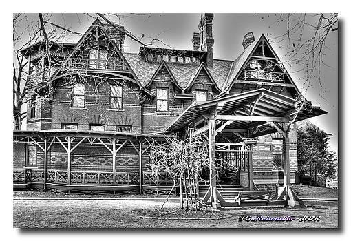 Mark Twain's Home II by Frank Garciarubio