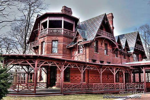 Mark Twain's Home I by Frank Garciarubio