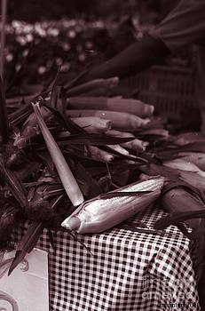 Market Stall by Amanda McIntyre