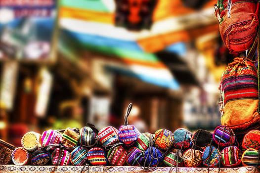 Marketplace by Stuart Deacon
