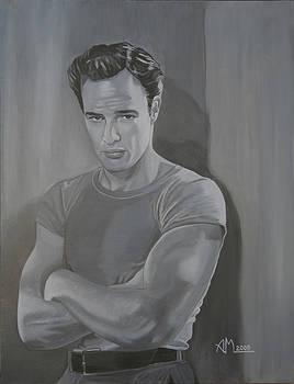 Marlon Brando by Antonio Marchese