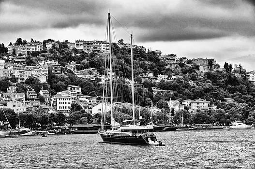 Marmara sea  by Mamoon Abdulla