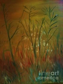 Marsh at Sunrise by Monica Hebert