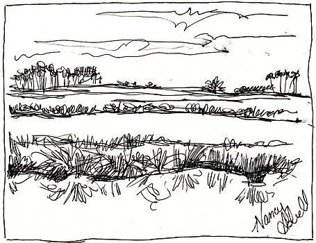 Marsh by Michele Hollister - for Nancy Asbell