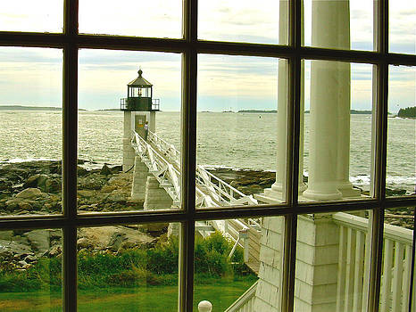 Frank SantAgata - Marshall Point Light