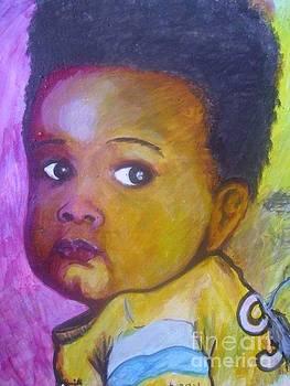 Martin Luther King Jr. by Nixon Mwangi