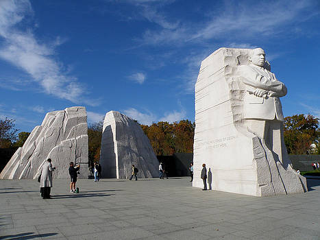Martin Luther King Memorial by FeVa  Fotos