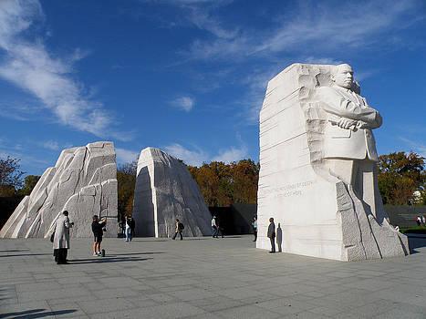 FeVa  Fotos - Martin Luther King Memorial