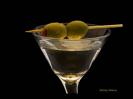 Martini by Kathy Maloney