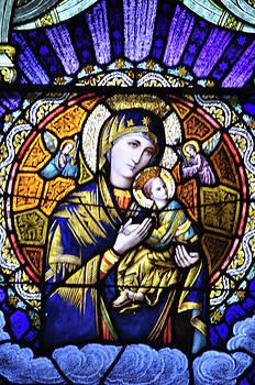 Terry Sita - Mary and Jesus