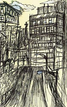 Maryland Avenue by Nancy Mitchell