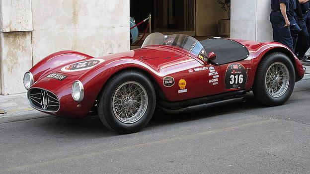 Maserati  by Ginas T