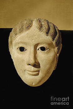 Jost Houk - Mask of Greece