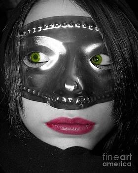 Anne Ferguson - Masked